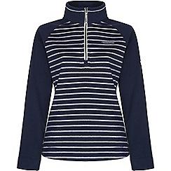 Craghoppers - Soft navy atalia half zip