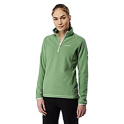 Craghoppers - Apple tang Hazelton lightweight half zip fleece