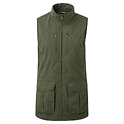 Craghoppers - Parka green Nosilife jiminez insect repelling gilet