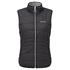 Craghoppers - Black/grey Compresslite reversible vest