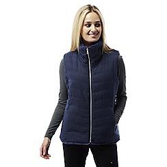 Craghoppers - Soft navy Hemming insulating gilet vest