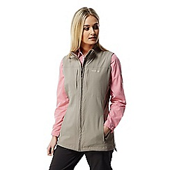 Craghoppers - Mushroom Nosilife dainely lightweight gilet