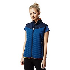 Craghoppers - Deep blue Discovery adventures climaplus gilet