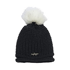 Craghoppers - Black langley hat