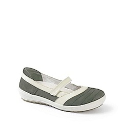 Craghoppers - Soft moss pavia summer shoe