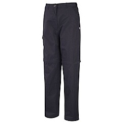 Craghoppers - Navy Basecamp Convertible Trousers - Regular Length