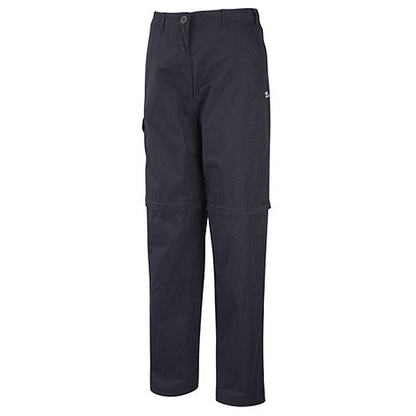 Craghoppers - Navy Basecamp Convertible Trousers - Short Length