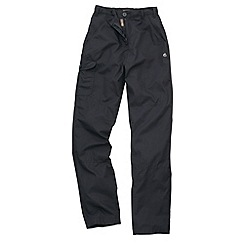 Craghoppers - Blue Basecamp Walking Trousers