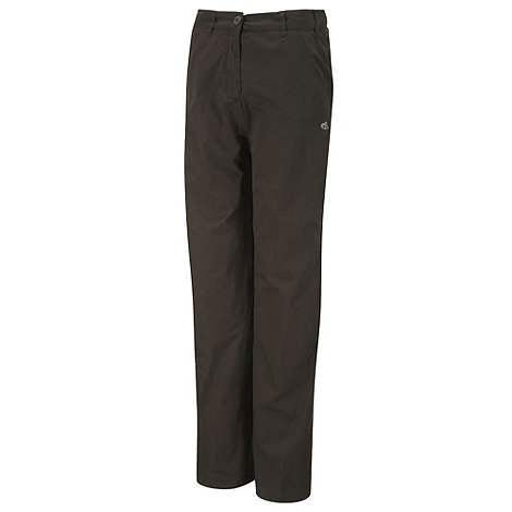 Craghoppers - Brown Basecamp Winterlined Trousers