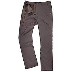Craghoppers - Cocoa nosilife stretch trousers