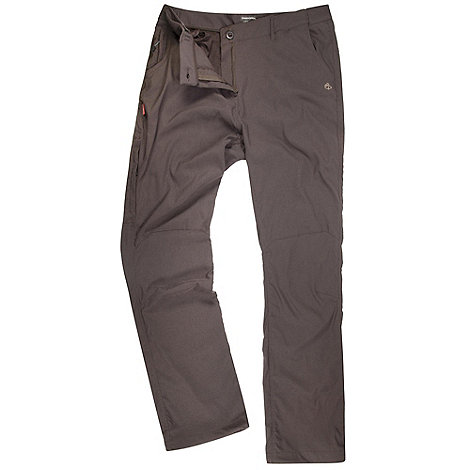 Craghoppers - Cocoa nosilife stretch trousers - long leg length