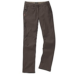 Craghoppers - Cafe au lait nosilife pro-stretch trousers