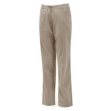 Craghoppers - Mushroom NosiLife Trousers