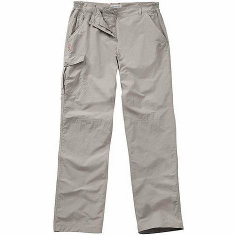 Craghoppers - Mushroom nosilife trousers