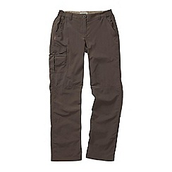 Craghoppers - Cafe au lait nosilife trousers