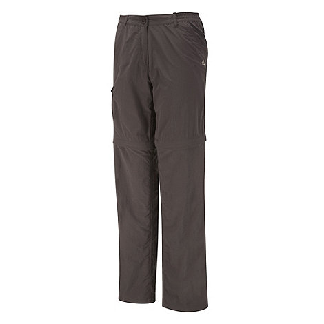 Craghoppers - Cocoa Nosilife Convertible Trouser