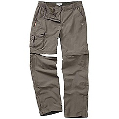 Craghoppers - Litchengreen nosilife convertible trousers