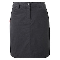 Craghoppers - Charcoal nosilife pro skirt
