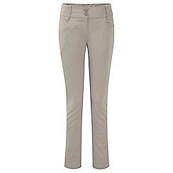 Craghoppers - Mushroom nosilife clara trousers