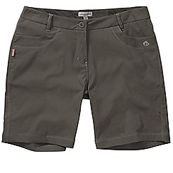 Craghoppers - Litchen green nosilife clara short