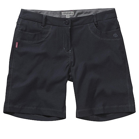 Craghoppers - Navy blue nosilife clara short