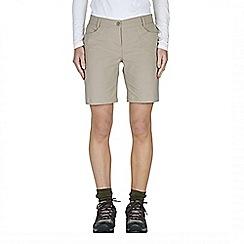 Craghoppers - Mushroom nosilife clara shorts