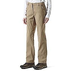 Craghoppers - Mushroom kiwi pro trousers
