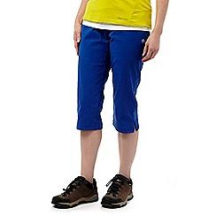 Craghoppers - Sapphire Kiwi pro crop trousers