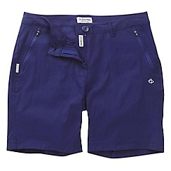 Craghoppers - Twilight kiwi pro-stretch shorts
