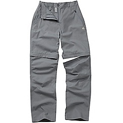 Craghoppers - Platinum basecamp convertible trousers