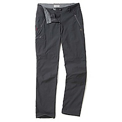 Craghoppers - Charcoal nosilife pro trousers