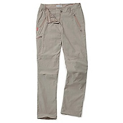Craghoppers - Mushroom nosilife pro trousers