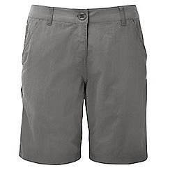 Craghoppers - Platinum nosilife shorts