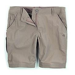 Craghoppers - Mushroom nosilife shorts