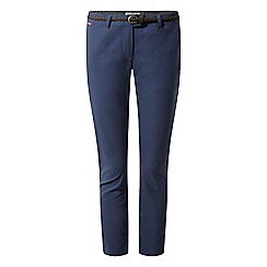 Craghoppers - Soft navy nosilife fleurie pants