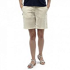 Craghoppers - Calico odette shorts