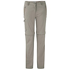 Craghoppers - Mushroom nosilife pro convertible trousers