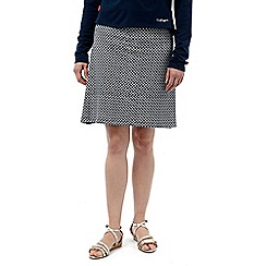 Craghoppers - Soft navy combo nosilife bailly skirt