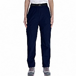 Craghoppers - Dark Blue Water Repelling Kiwi Trousers
