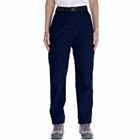Craghoppers - Dark Blue Water Repelling Kiwi Trouser