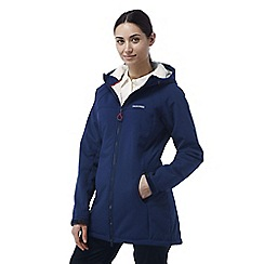 Craghoppers - Night blue Lena hooded jacket