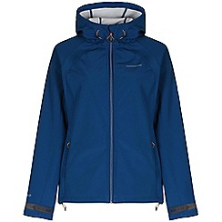 Craghoppers - Deep marine blue lena hooded jkt