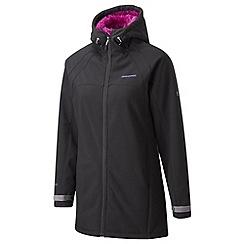 Craghoppers - Black eada hood jacket