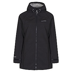 Craghoppers - Black/sodium eada hood jacket