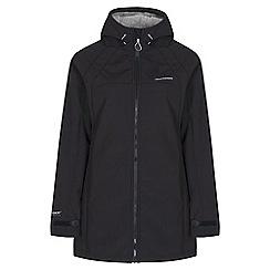 Craghoppers - Black/sodium eada hood jacket