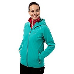 Craghoppers - Bright turquoise Pro lightweight waterproof softshell