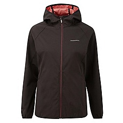 Craghoppers - Black Pro lightweight waterproof softshell