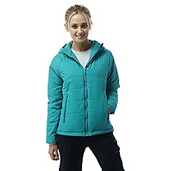 Craghoppers - Bright turquoise Compresslite packaway insulating jacket