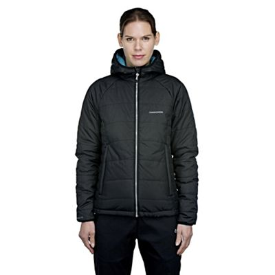 Craghoppers Black compresslite packaway jacket - . -