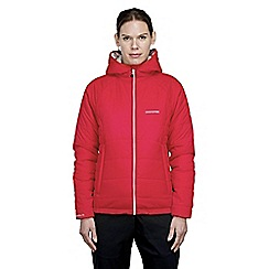 Craghoppers - Candy red compresslite packaway jacket